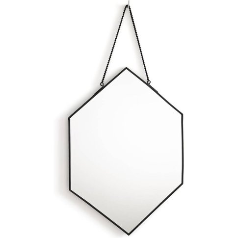 Uyova Hexagonal Mirror