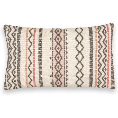 Rubace Wool And Cotton Cushion Cover