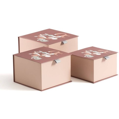 Nimali Set Of 3 Storage Boxes