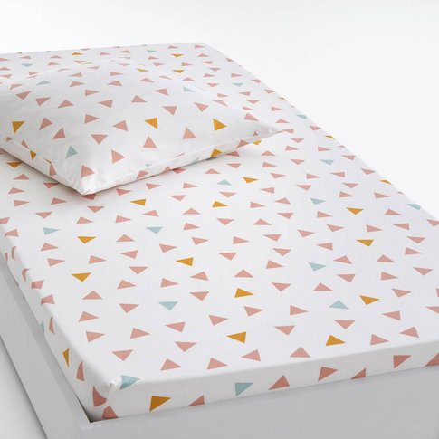 Ninon Printed Fitted Sheet