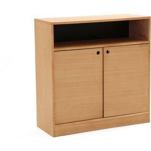 Biface 15 Pair Shoe Cabinet