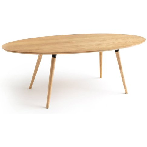 Blutante Oval Dining Table, Seats 6-8