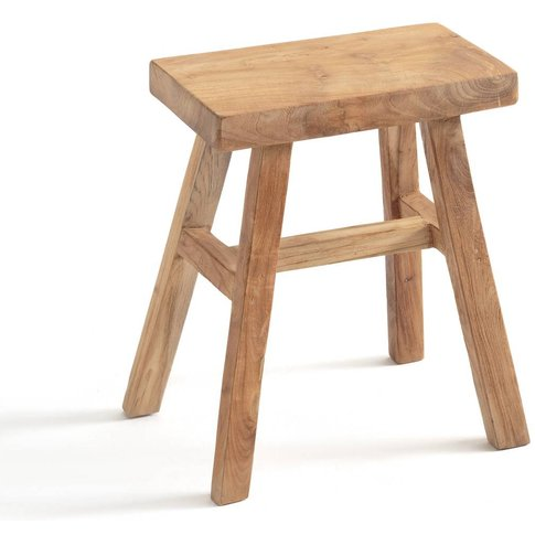 FAGFRED Solid Teak Stool