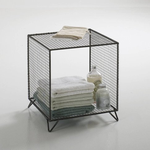 AREGLO Industrial-style Wire Storage Unit