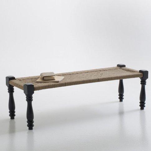 Adas Indian Style Mango Wood Bench