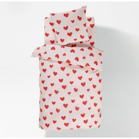 Cœurs Duvet Cover And Pillowcase Set