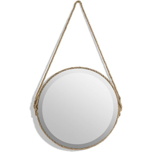 Lien Rope Mirror