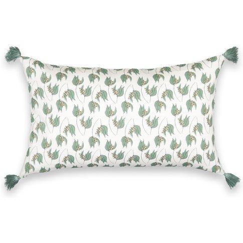 Lenita Cotton Voile Cushion Cover