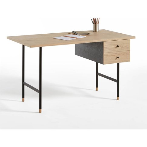 Biface 2 Drawer Desk