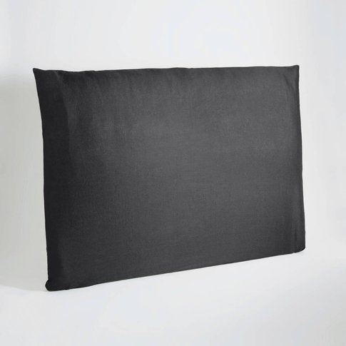 Mereson Pre-Washed Linen Headboard Cover