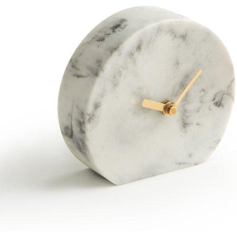 Bakala Marble Mantel Clock