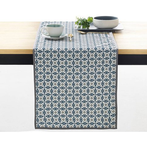 Helia Polycotton Table Runner