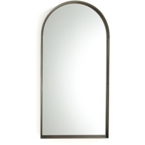 Anzac Arched Mirror In Bronze Metal