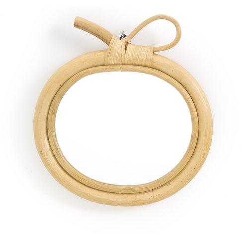 Nogu Apple-Shaped Cane Mirror
