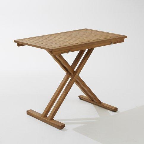 Teko Folding Acacia Garden Table