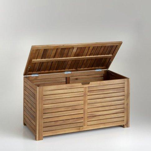 Acacia Storage Box Length 90 cm