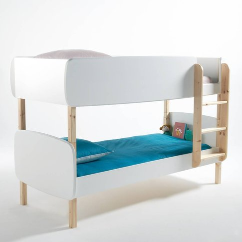 Jimi Transformable Bunk Beds With Bed Bases