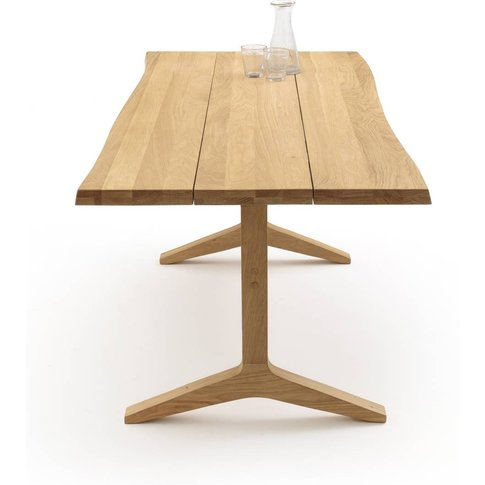Waska Solid Oak Dining Table