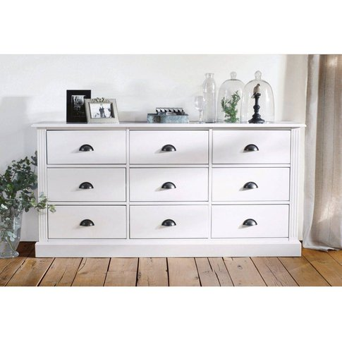 Authentic Style Classic Solid Pine Cabinet