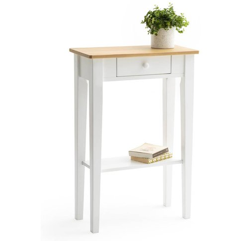 ALVINA Small Solid Pine Console Table