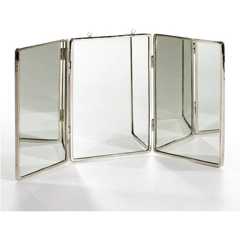 Barber Triple Folding Mirror