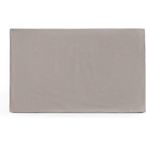 Gatine Pure Cotton Straight Headboard Cover