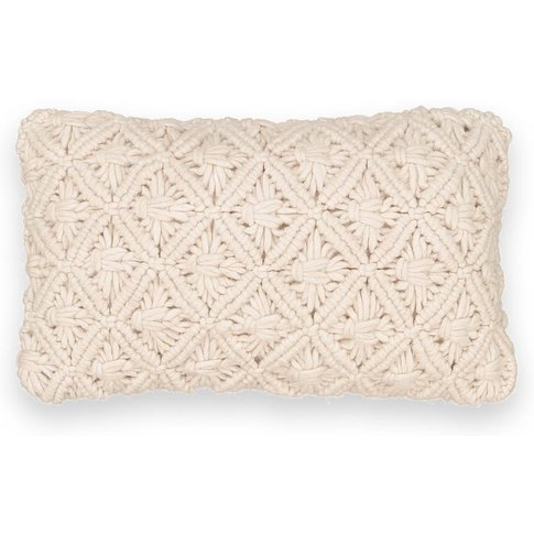 THERA Woven Wool Cushion Cover