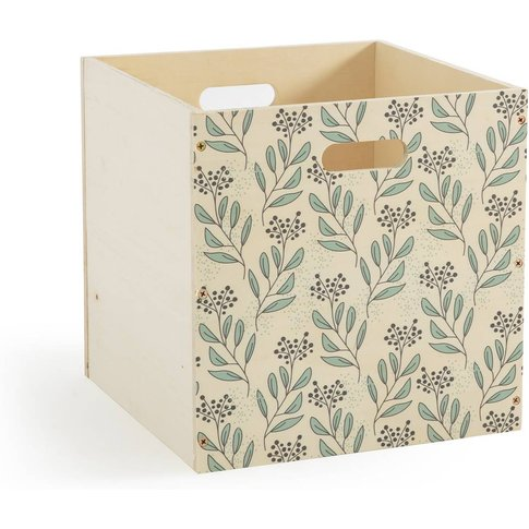 Myrrhtis Foliage Print Storage Box