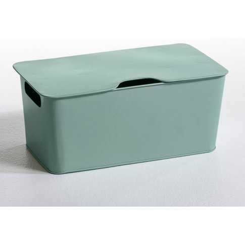 Arreglo Stackable Metal Storage Box