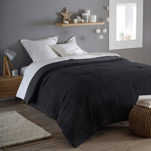 Fluffly Reversible Bedspread