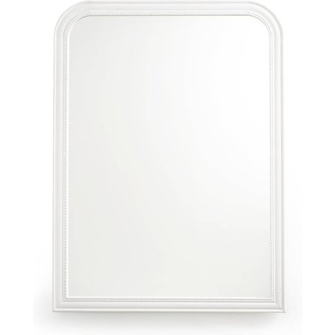 Afsan Solid Mango Wood Mirror