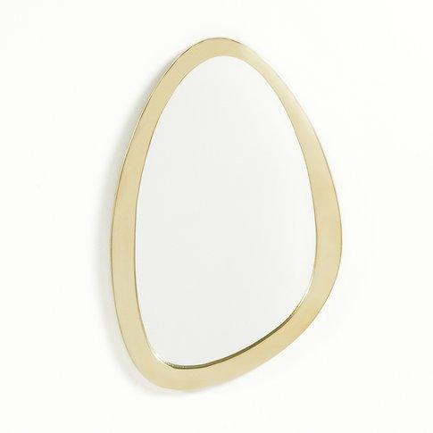 Ruffaro Brass Mirror