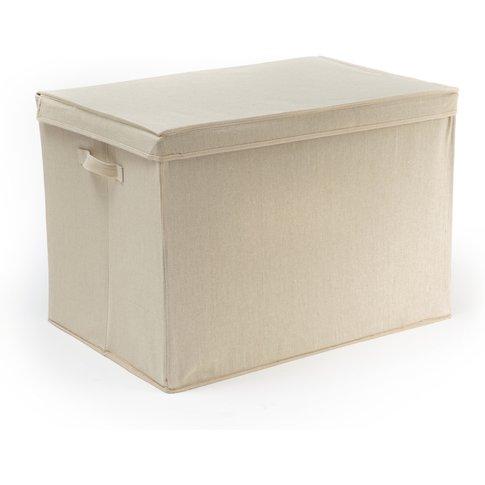 ORFA Large Linen Storage Box