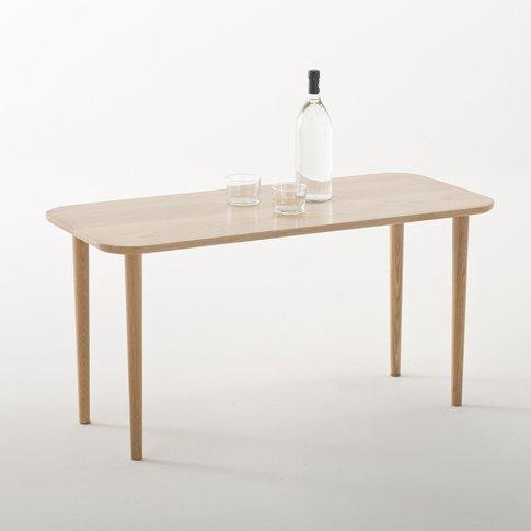 Crueso Solid Oak Coffee Table