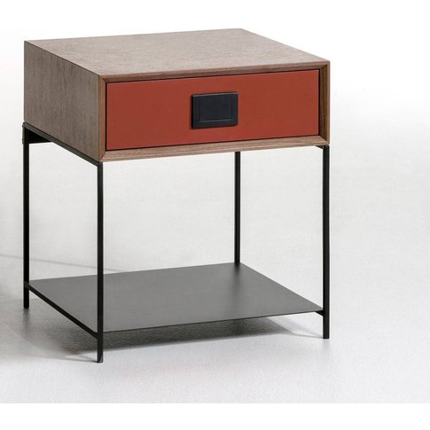 Mambo Retro-Style Bedside Table