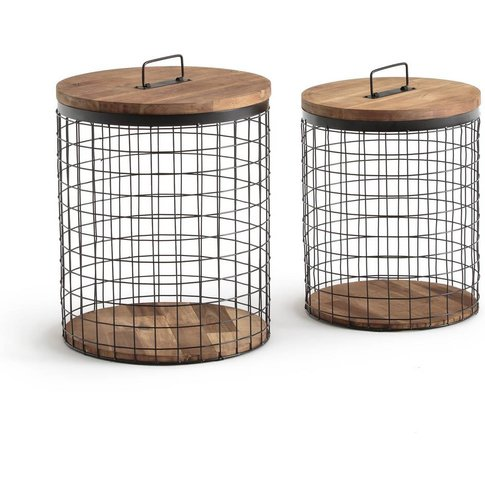 MENOMI Storage Boxes set of 2