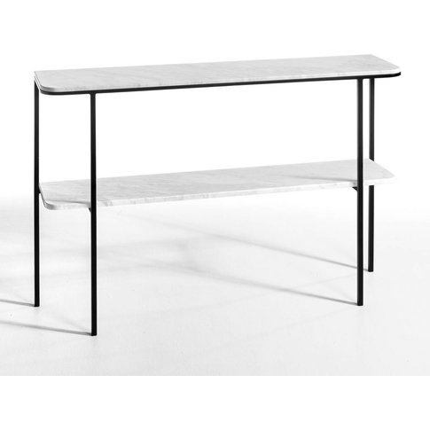 Honorianne Marble Console Table Designed By E. Gallina