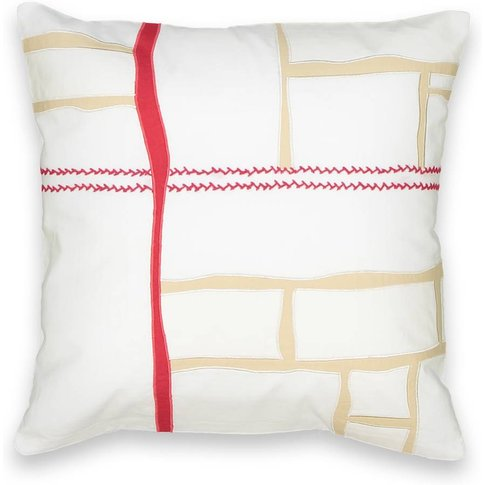 Cosima Printed Patchwork Cushion Cover
