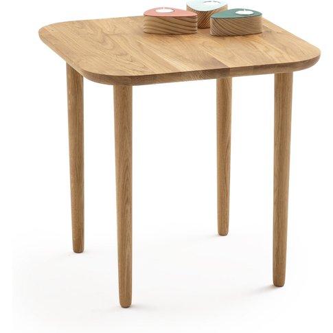 Crueso Square Oak Coffee Table