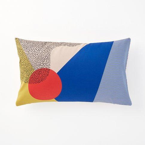 Sunrise Cotton Satin Cushion Cover