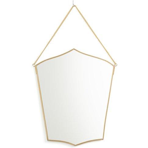Uyova Brass Mirror