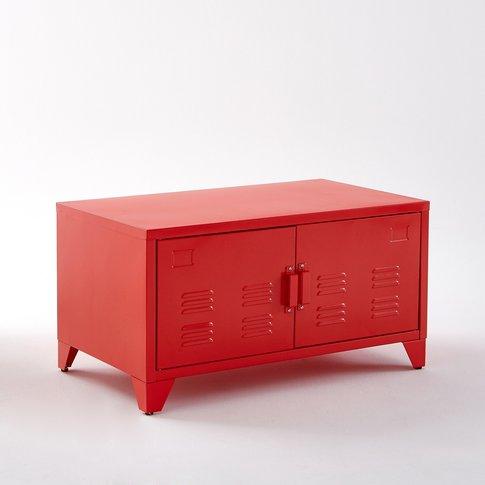 Hiba Metal Cabinet with 2 Doors