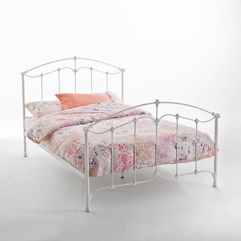 Aimone Metal Bed Without Slats