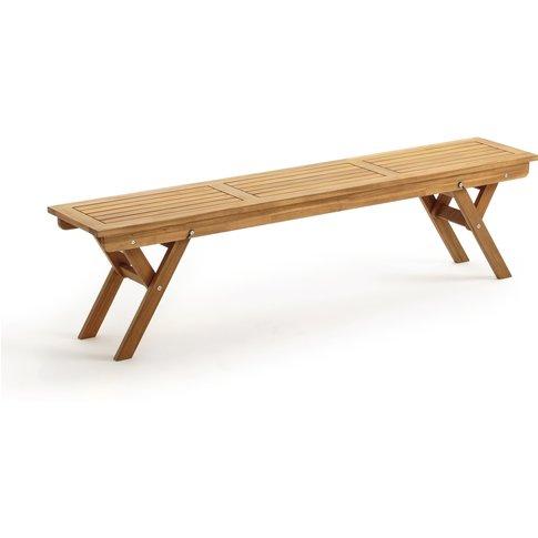 RAMALDI AcaciaFoldingGarden Bench