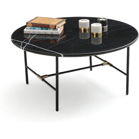 BOTELLO Black Marble Coffee Table