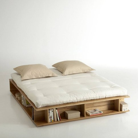 Presto Pine Bed With Storage And Hinged Bed Base