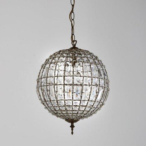 HARU Chandelier-Style Globe Pendant Light