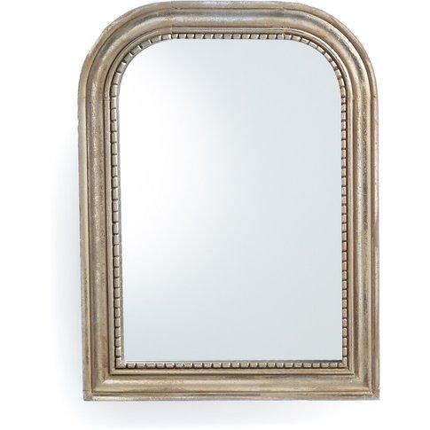 Afsan Solid Mango Mirror, H60cm
