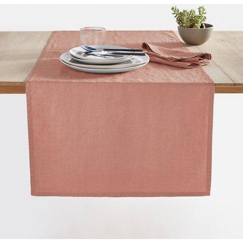 VICTORINE Best Quality Linen Table Runner