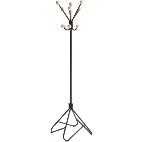 Agama Metal 11 Hook Coat Stand